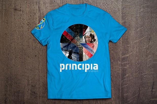 Principia t-shirt
