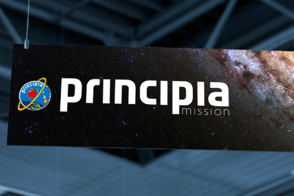 Principia mission logo
