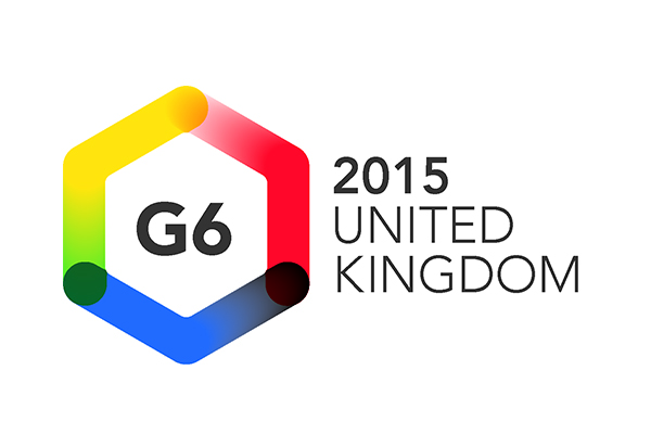 The G6 Summit logo-mark