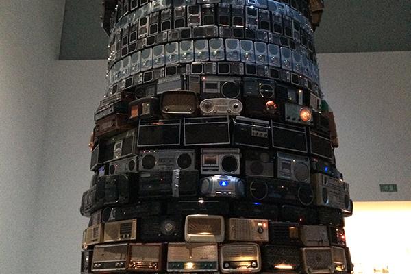 Cildo Meireles's Babel (2001)
