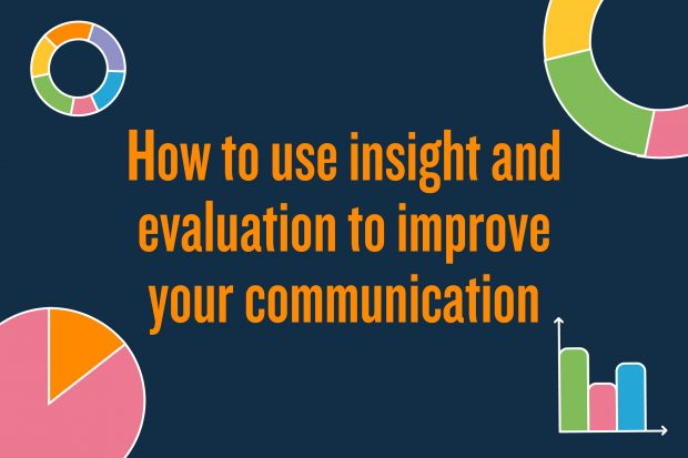 How to use insight and evaluation to improve your communication